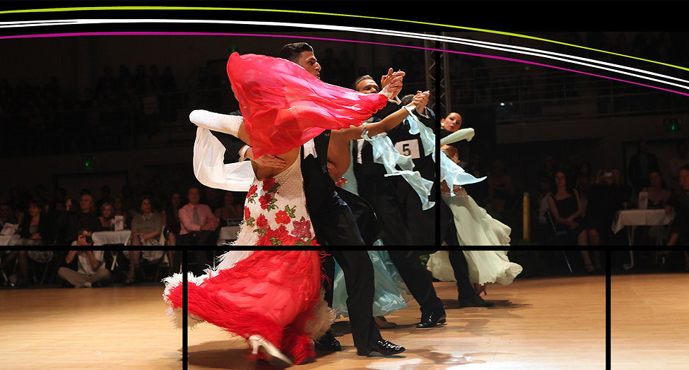 Compétition - Danse Club 92 de Courbevoie