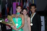 Champions du Monde WDC A/L -16 ans - Danse Club 92 de Courbevoie