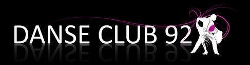 Logo - Danse Club 92 de Courbevoie