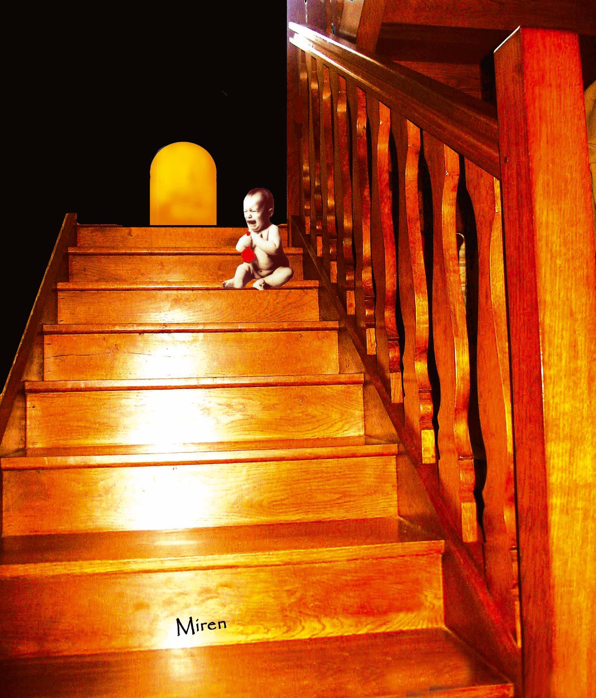escaliersbébésok