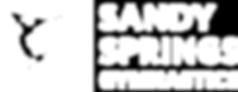 Sandy Springs Gymnastics Logo - One Colo