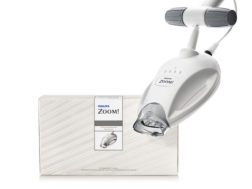 Nuevo blanqueamiento PhilipsZoom Whitespeed