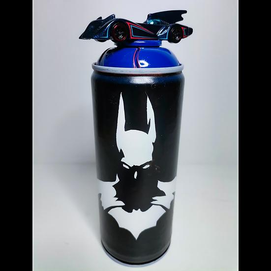 Batman bichromie BombArt