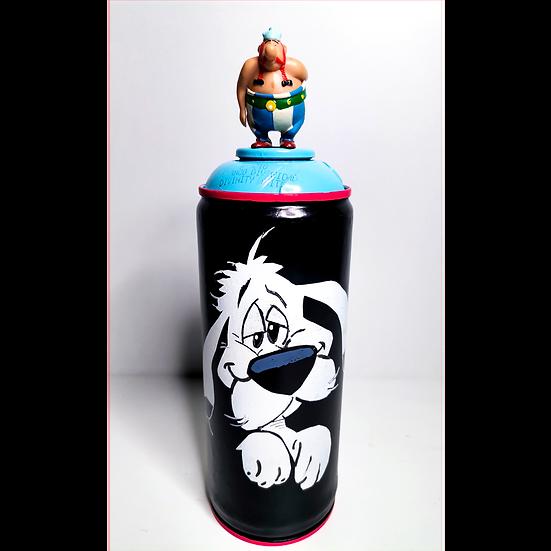 Idefix Asterix BombArt