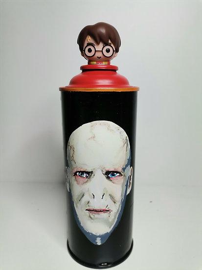 Harry Potter BombArt