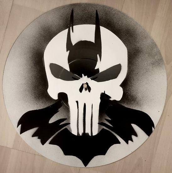 Batman vs Punisher