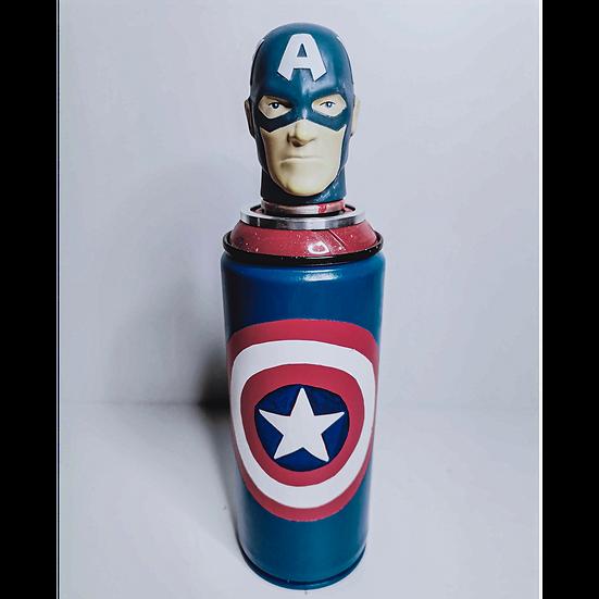 Captain America BombArt