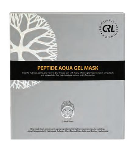Peptide Aqua Gel Mask (Box of 5)
