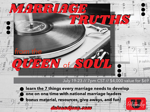 Marriage Truths from the Queen of Soul Online Study