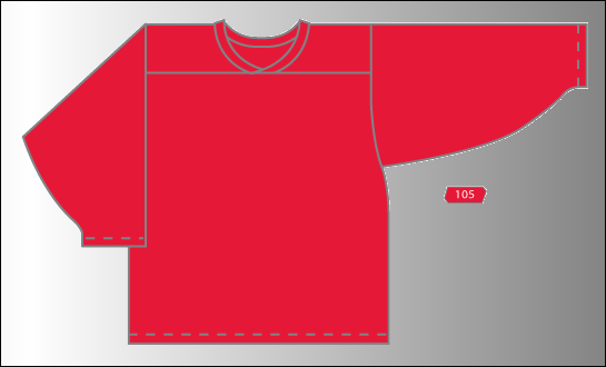 Practice Jersey   Team - Red
