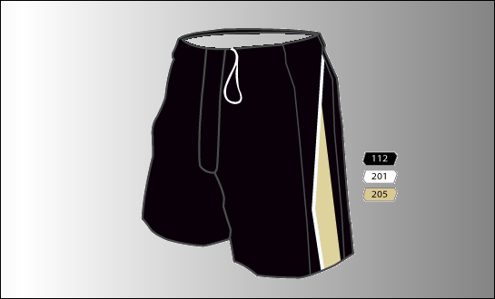 Pant Shell - Black - HR012