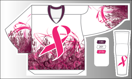 Event Series - Breast Cancer Pink Ribbon  - H161