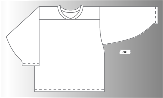 Practice Jersey   Team - White