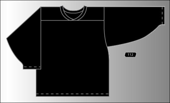 Practice Jersey   Team - Black