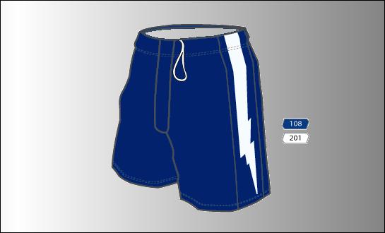 Pant Shell - Blue - HR013
