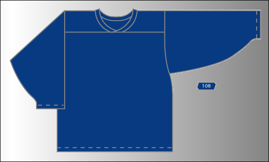 Practice Jersey   Team - Royal
