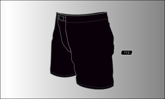 Pant Shell - Black - HR028