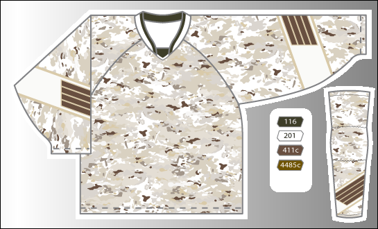 Event Series - Army Green Camo - H159