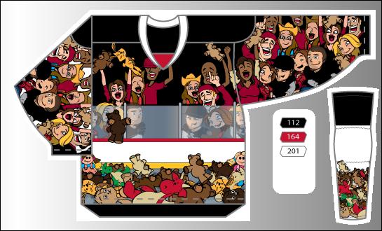 Event Series - Teddy Bear Toss - H168