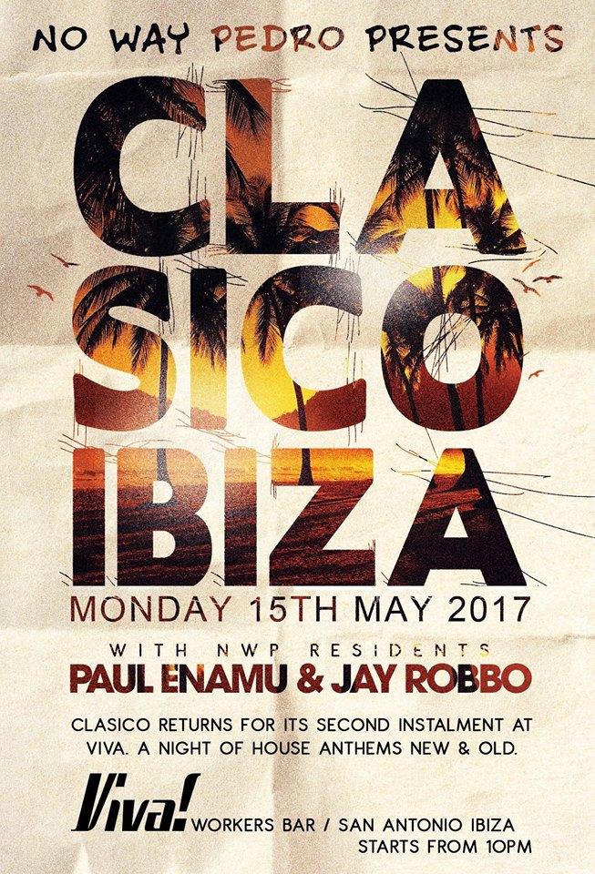 Classico Ibiza May 2017
