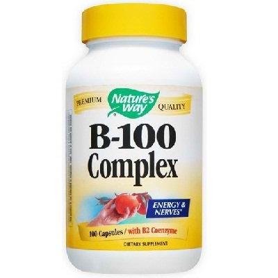 Nature's Way B100 Complex (100 Capsules)