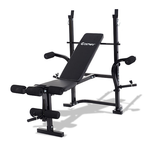 Adjustable Weight Lifting Sit-up Multi-function Fitness Bench
