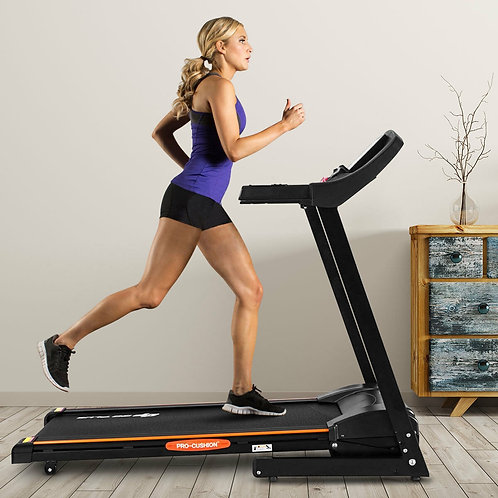 2.5 HP Electric Motorized Power Folding Treadmill