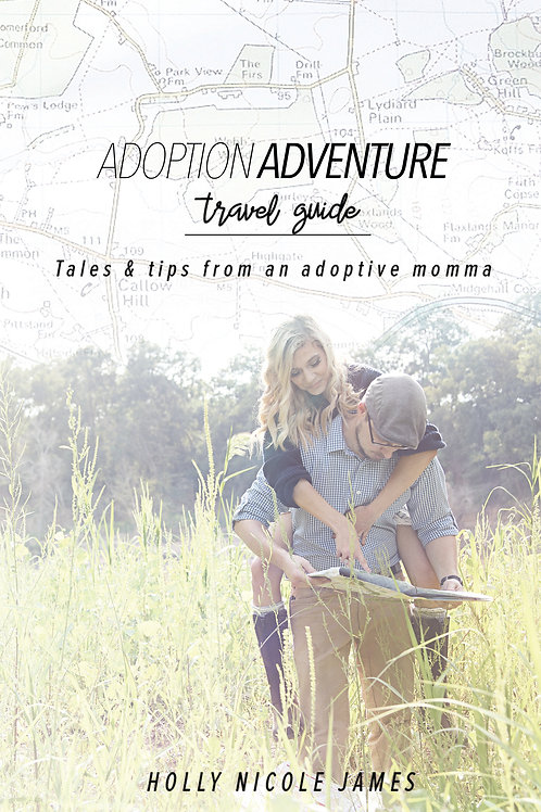 Adoption Adventure Travel Guide eBook