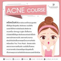 Acne Course