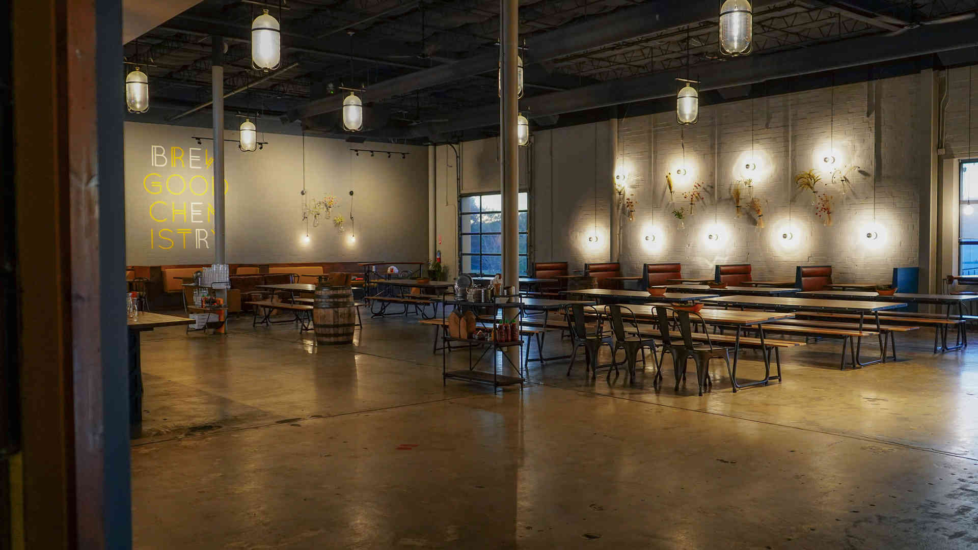 The Brewtorium Cental Brewpub