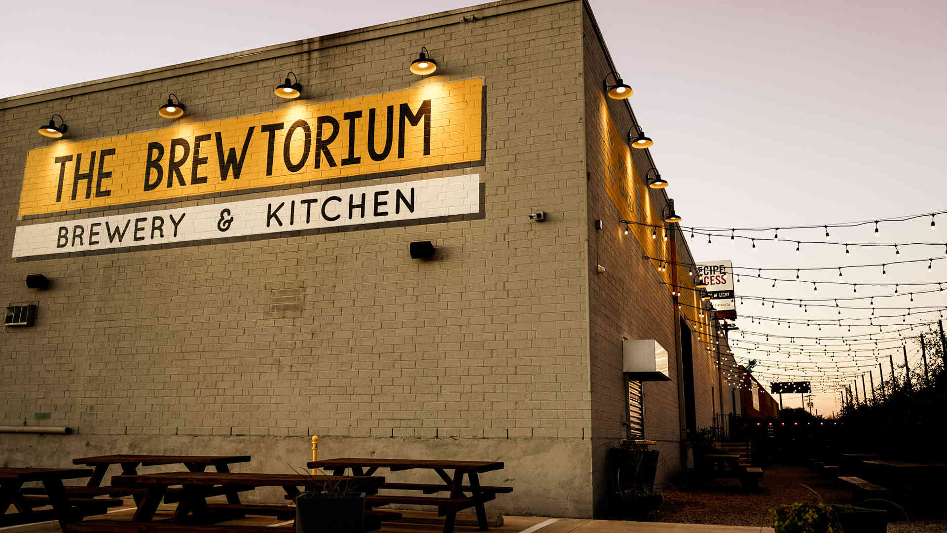 The Brewtorium Brewery & Kitchen