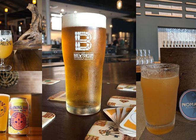 Beers from Austin Breweries