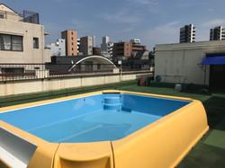 3階プール