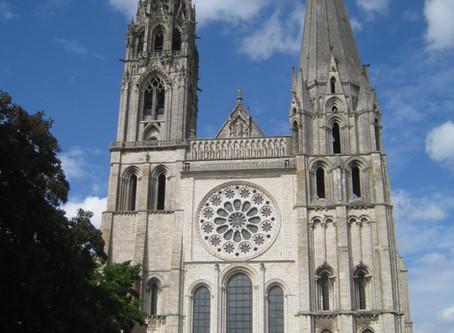 Chartres - Spirituelle Reise an einen Kraftort