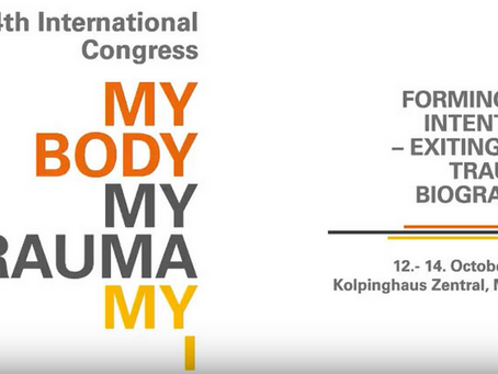 "4th International Congress ""My Body, My Trauma, My I"""