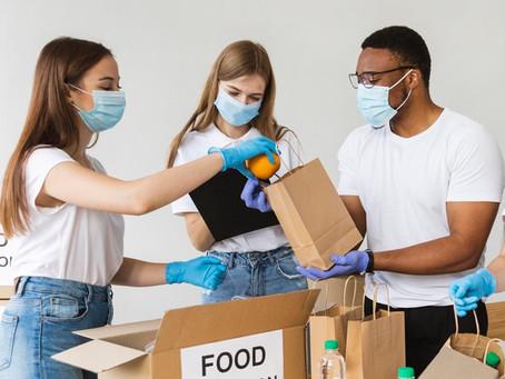 É possível realizar a doação de alimentos não comercializados?
