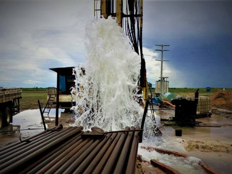 Monitoramento de recursos hídricos pelo Estado da Bahia
