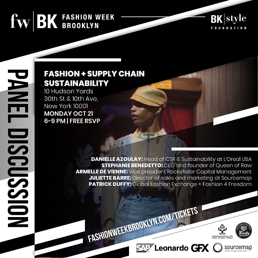 Fashion and Supply Chain Sustainability | Panel Discussion