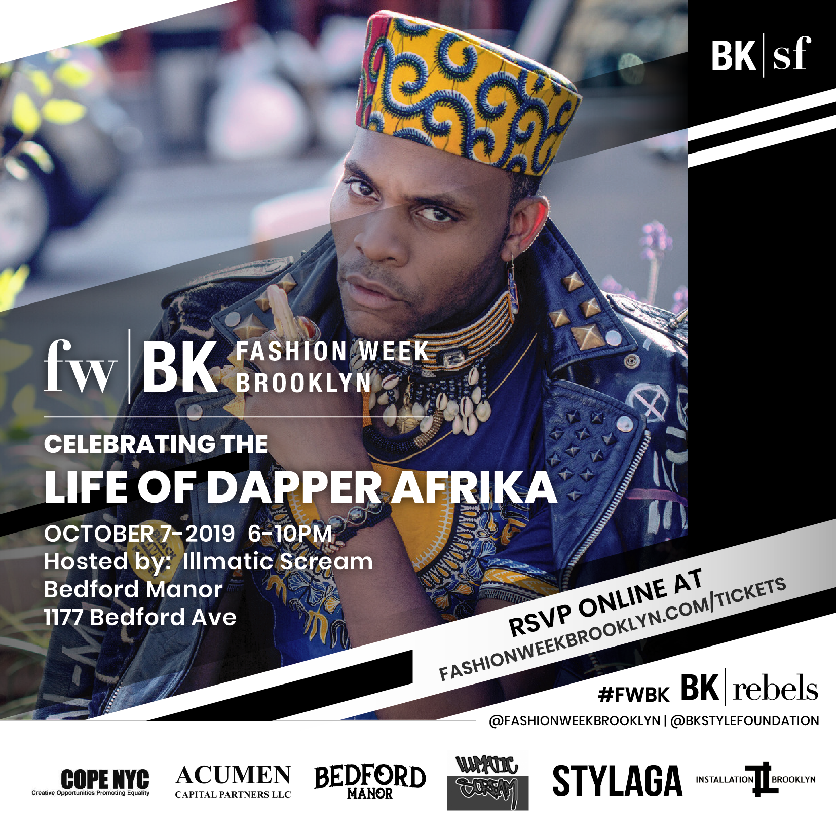 Celebrating life of Dapper Afrika