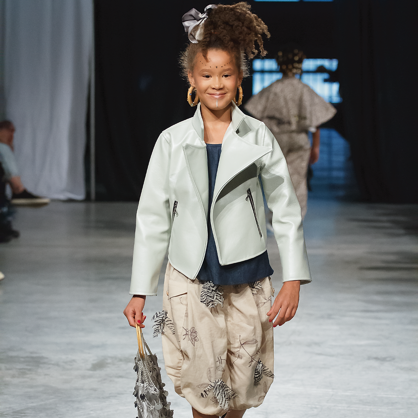 "Sunday April 18 - Kids Wear (Kickoff event) – ""Fashion at Luna Park"""