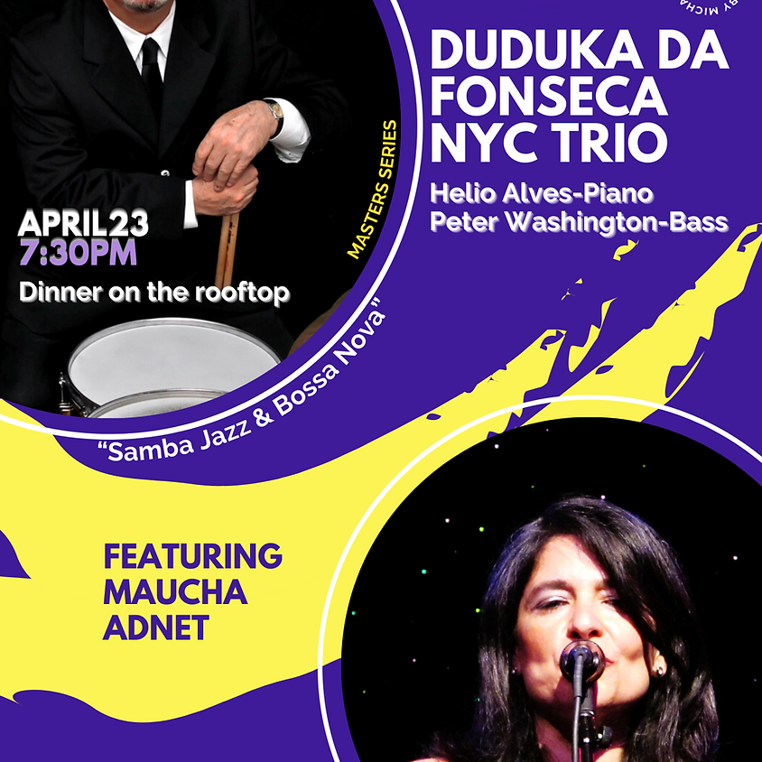 Friday April 23 – RTW and Couture Collections – Brooklyn Rooftop Jazz Series