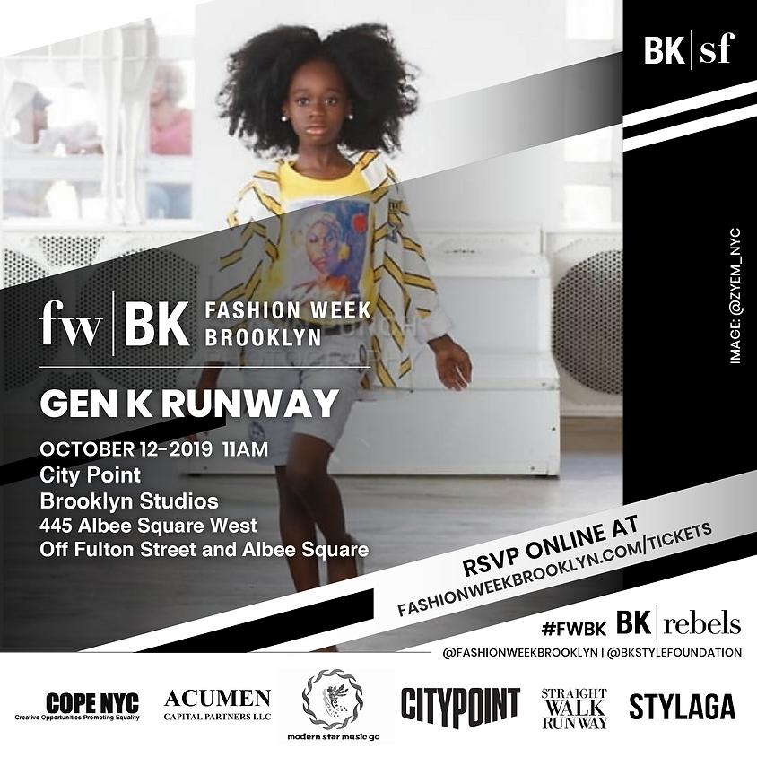 Gen K Runway (Kidswear)
