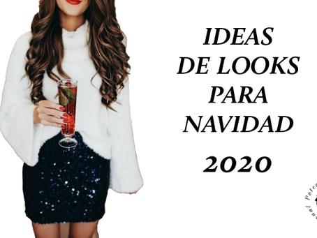 Ideas de looks para Navidad 2020