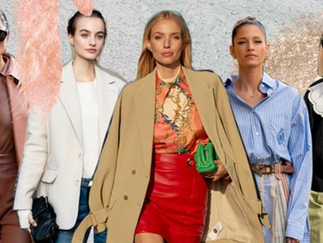 Principales Tendencias de Moda femenina 2021