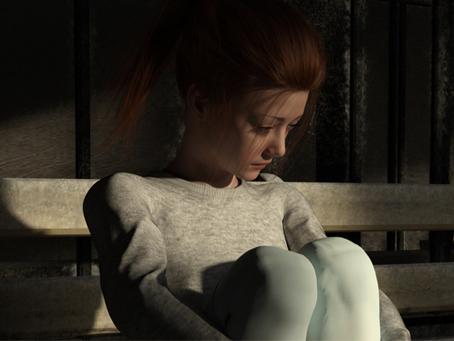 5 emociones fundamentales. La tristeza