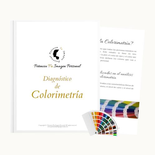 Diagnóstico de Colorimetría
