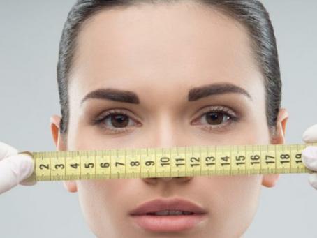 Medidas del rostro y proporción facial (bases para un buen maquillaje)