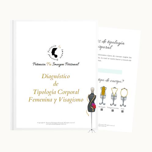 Diagnóstico de Tipología Corporal Femenina y Visagismo