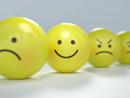 Las 5 emociones fundamentales en los seres humanos