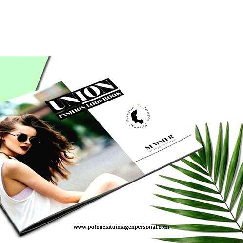 Diseño de lookbooks